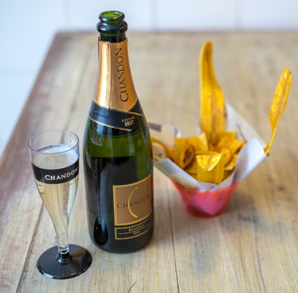 Chandon promete harmonizar com as comidas de boteco